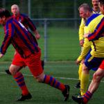 45+ voetbal bij CDW
