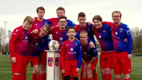 Geen 3e winstpartij voor CDW 1 tegen FC Almere 1