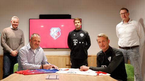 CDW en FC Utrecht gaan samenwerken