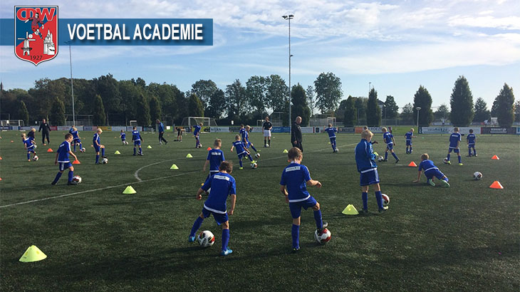 De Voetbal Academie editie 2018-2019 gaat weer van start!