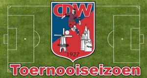 CDW toernooi seizoen