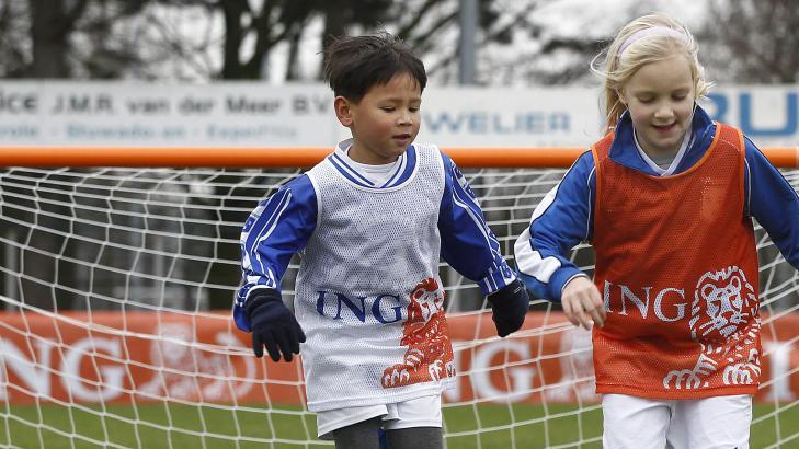 Amateurvoetbal kiest voor vernieuwing pupillenvoetbal