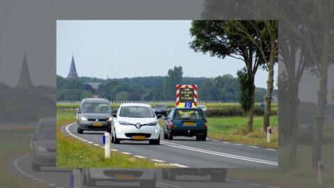 Let op: mogelijk verkeershinder als u dit weekend naar CDW komt