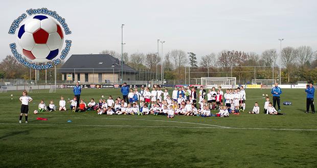 Slotdag Wijkse Voetbalschool