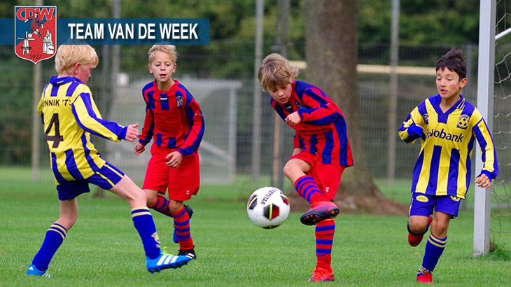 Team van de week: JO10-2
