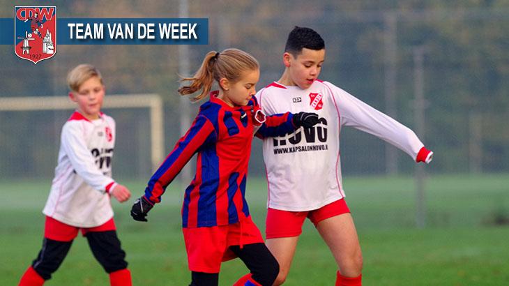 Team van de week: JO10-4G