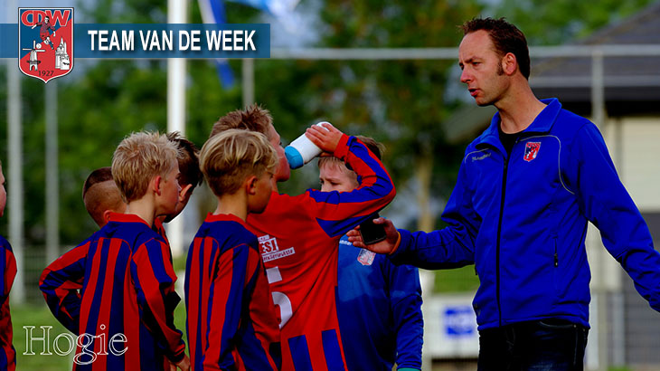 Team van de week: JO11-2G
