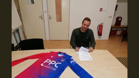 Alvin Veldhuizen vanaf volgend seizoen nieuwe trainer CDW