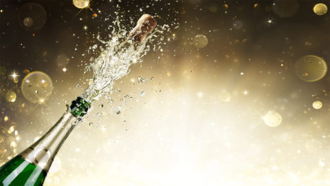 Uitnodiging nieuwjaarsreceptie
